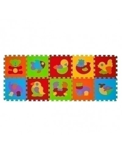 Jucarie copii puzzle BabyOno 276 10 piese