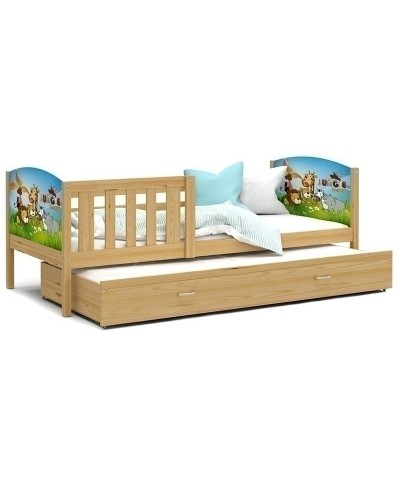Patut tineret MyKids 2 in 1 Tami P2 21 Jungle Animal-190x80