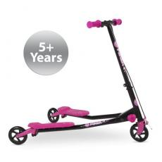 Y Volution Fliker Air A1 pink - roller