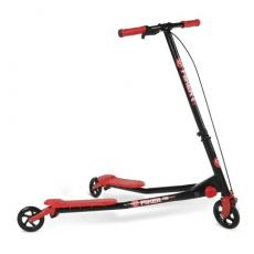 Y Volution Fliker Air A3 Black Red - roller