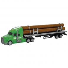 Camion Dickie Toys Road Truck Log