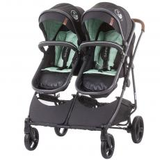 Carucior gemeni Chipolino Duo Smart 2 in 1 mint