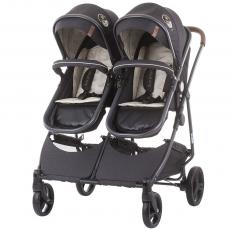Carucior gemeni Chipolino Duo Smart 2 in 1 vanilla