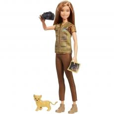 Papusa Barbie by Mattel National Geographic Fotojurnalista