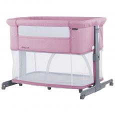 Patut Co-Sleeper si Tarc Chipolino Mommy'n Me pink