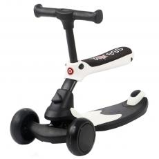 Trotineta Chipolino X-Press 2 in 1 white